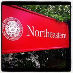 Huskygram:  Instagrams from Northeastern University