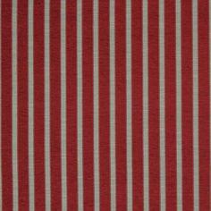 Warwick Fabrics : NALLA CARDINAL