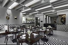 Resultado de imagem para vintage casual restaurant