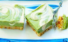 Raw lime cake with smooth vanilla twist from my SuperLemon blog  superlemon.fi/blog