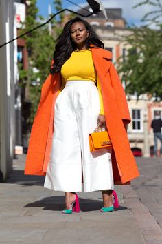 Here are some work outfit ideas for you to choose from Curvy Fashion, Look Fashion, Plus Size Fashion, Autumn Fashion, Fashion Outfits, Fat Fashion, Curvy Outfits, Plus Size Outfits, Fall Outfits