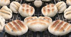South African 'Roosterkoek' Recipe (Bread)