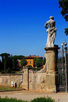 Villa La Pietra, Florence, Italy