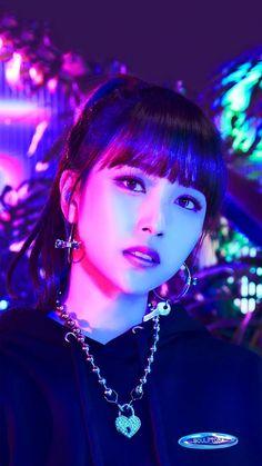 Nayeon, Kpop Girl Groups, Korean Girl Groups, Kpop Girls, Blackpink Twice, Twice Kpop, K Pop, Twice Fanart, Myoui Mina