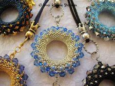 Drei kleine Perlen - Schmuckstücke aus Perlen