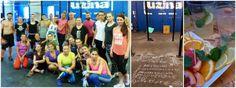 """Crossfit-ul pare un sport dur însă nu are exerciții """"pentru bărbați"""" sau """"pentru femei"""" - doar diferențiere pe greutăți. Deci...nu există """"CrossFit pentru fete""""! De aceea, în luna iulie, ne-am propus la Uzina să încurajăm cât mai multe fete să dea o șansă CrossFit-ului, prin 5 evenimente dedicate doar lor."""