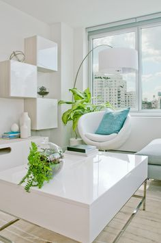 link to article about incorporating plants into your designs.