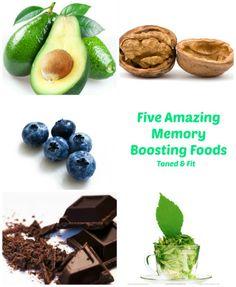 Supplements focus memory