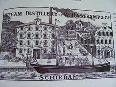 Old Dutch distillery advert