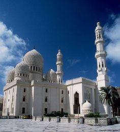 al-Mursi Abu al-Abbas Mosque