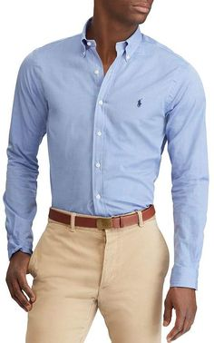 EVEDESIGN Mens Classic Slim Fit Retro Shirt Casual Solid Button Down Solid Sport Shirt