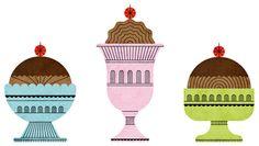Ice Cream - Lan Truong // Illustration + Graphic Design