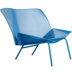 By François Azambourg, £645. Optional cushion, £213.