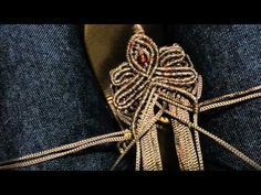 Part 3 brown Sandalias hechas con macrame - YouTube
