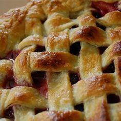 Blackberry and Blueberry Pie Allrecipes.com