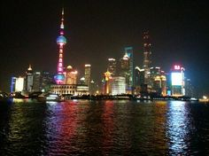 Shanghai, The Bund...