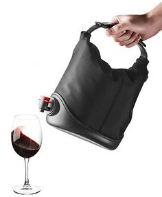 Menu Wine Tote, Baggy Wine Coat