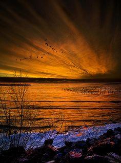 ✯ Twilight Sonnet by Phil Koch