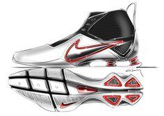 Nike Sketch Concepts by Cheng Kue at Coroflot.com