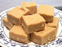Low Carb Layla: Peanut Butter Fudge