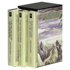 Lord of the Rings: The Return of the King/the Two Towers/the Fellowship of the Ring (Hardcover) | Overstock.com Shopping - The Best Deals on General Fiction