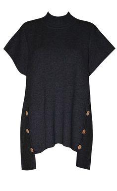 Lush Black Knit