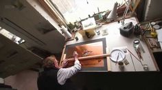 1/2 Norman Ackroyd - What Do Artists Do All Day ?