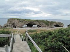 The Arches Provincial Park, NL.