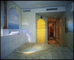 Spa, Bathtub, Bathroom, Waves, Standing Bath, Washroom, Bathtubs, Bath Tube, Full Bath