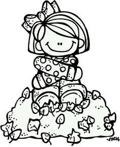 Melonheadz Illustrating Happy Fall my friends!!!!