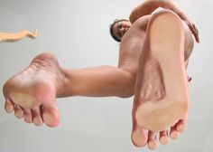 nice perspective of healthy feet...  (For no-fungus and for anti-odour feet use BriskStep cedar shoe insoles - best natural insoles against smelly feet, athlete's foot and excessive foot odor. All sizes, delivered worldwide. www.briskstep.com)