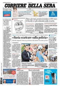 Corriere della Sera // 31/08/2017 //
