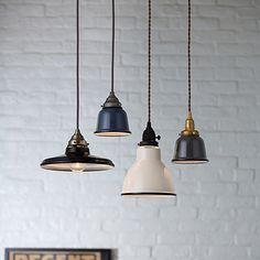 Kitchen Lamps, Kitchen Pendant Lighting, Industrial Lighting, Vintage Lighting, Interior Lighting, Lighting Concepts, Lighting Design, Pantry Lighting, Electrical Shop