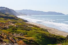Fort Funston. Yeah, this is in the San Francisco city limits. Proof that SF values public open space!