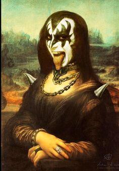 Monalisa bruxa - Pesquisa Google