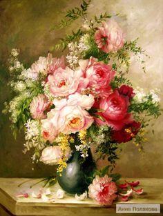 Gallery.ru / Фото #13 - Я видела, как лепестки летели роз... - Anneta2012