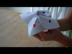 How to make a Cootie Catcher or Paper Fortune Teller, Step by Step.with ideas for the fortune Sleepover Activities, Slumber Party Games, Slumber Parties, Activities For Kids, Crafts For Kids, Cootie Catcher Template, Origami Fortune Teller, Paper Games, Diy School Supplies