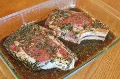 Best Steak Marinade--Phenomenal flavor and the ingredients are right in the pantry.
