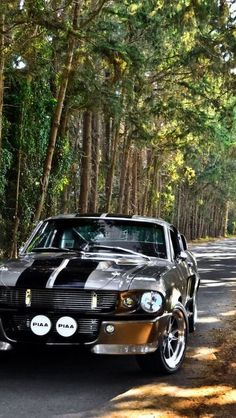 Cars Wallpaper Iphone Ford Mustang New Ideas Autos Wallpaper Iphone Ford Mustang Neue Ideen Ford Mustangs, Mustang Cars, Mustang Fastback, Shelby Gt 500, Ford Shelby, Cool Old Cars, Cute Cars, Preto Wallpaper, Iphone Wallpaper
