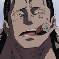 Crocodile One Piece, Sir Crocodile, One Piece Anime, Iconic Characters, Anime Characters, One Piece Wallpaper, Anime Manga, Anime Guys, Attack On Titan Tattoo