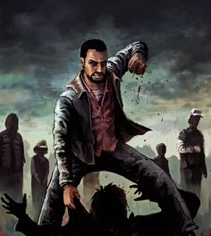 Telltale Games The Walking Dead Episode 2: Starved for Help  witchtatorgrimes:  Payback Time by ~Odobenus
