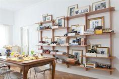 10 propuestas para una biblioteca con onda  Una linda biblioteca no solo es práctica para mantener el orden sino también para decorar y exponer objetos que nos gustan y nos identifican Foto:Archivo LIVING