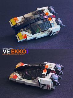 LEGO VE EKKO1 by ѕроок