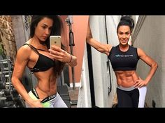 Gracyanne Barbosa - Abs Goals - Perfect Ab Workout | Fitness Babes