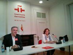EL BLOG DE NURYA: CONFERENCIA EN EL INSTITUTO CERVANTES DE GIBRALTAR...