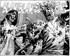 The Walking Dead - Graphic novel