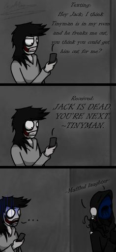 He's Dead by GingaAkam on deviantART