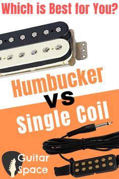 There are several varieties of pickups, and we're here to tell you the differences between humbuckers and single coils so you can figure out exactly which type of noise you want to make. Guitar Songs, Guitar Tabs, Guitar Chords And Scales, Guitar Exercises, Guitar Reviews, Best Guitar Players, Guitar Accessories, Gibson Guitars, You Sound
