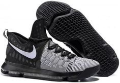 low priced 341b1 2e0b0 Nike Zoom KD9 Mens Basketball Shoes - BlackWhite1 Kd Shoes, Your Shoes,