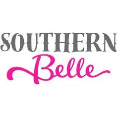 Silhouette Design Store - View Design #109423: southern belle